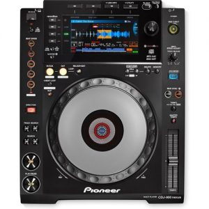 Pioneer CDJ-900NXS Professional Digital Player at Gear 4 Music Image