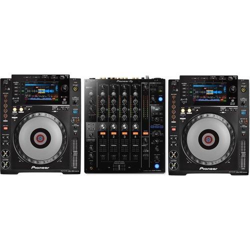Pioneer CDJ-900NXS and DJM-750 Bundle at Gear 4 Music Image