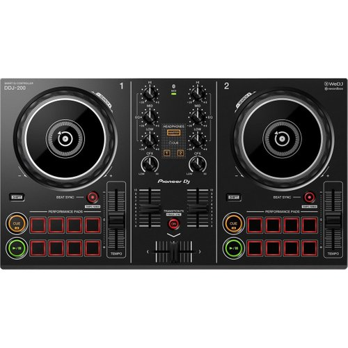 Pioneer DDJ-200 Smart DJ Controller - Nearly New at Gear 4 Music Image