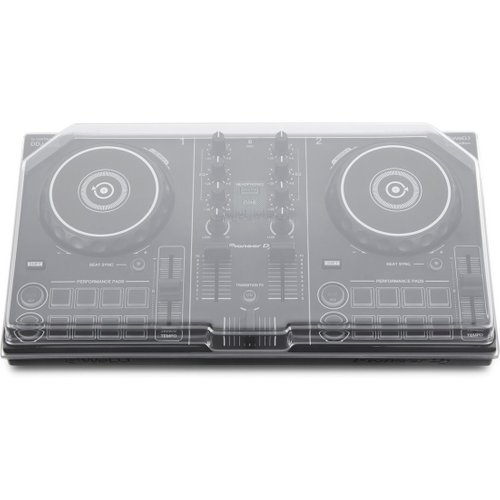 Pioneer DDJ-200 Smart DJ Controller with Decksaver Cover at Gear 4 Music Image