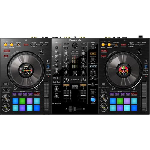 Pioneer DDJ-800 2-Channel DJ Controller at Gear 4 Music Image