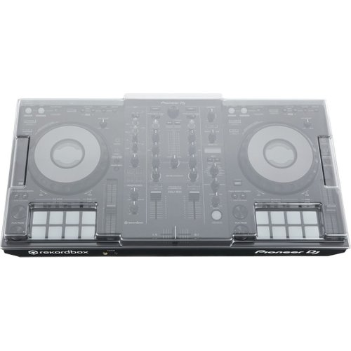 Pioneer DDJ-800 2-Channel DJ Controller with Decksaver Cover at Gear 4 Music Image