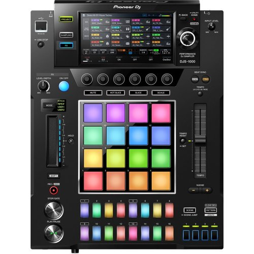 Pioneer DJ DJS-1000 Standalone Sampler - Nearly New at Gear 4 Music Image