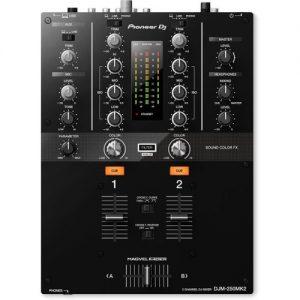 Pioneer DJM-250MK2 2-Channel DJ Mixer at Gear 4 Music Image