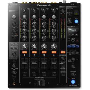 Pioneer DJM-750 MK2 DJ Mixer at Gear 4 Music Image