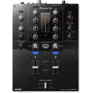 Pioneer DJM-S3 DJ Mixer at Gear 4 Music Image