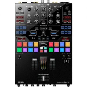 Pioneer DJM-S9 2 Channel Scratch Mixer for Serato DJ at Gear 4 Music Image