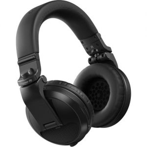 Pioneer HDJ-X5BT Bluetooth DJ Headphones Black at Gear 4 Music Image
