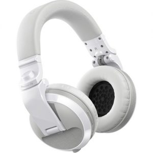 Pioneer HDJ-X5BT Bluetooth DJ Headphones White at Gear 4 Music Image