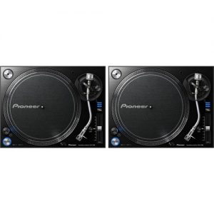 Pioneer PLX-1000 Direct Drive Turntable Pair at Gear 4 Music Image