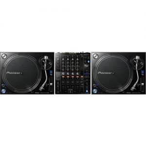 Pioneer PLX-1000 and DJM-750 MK2 Bundle at Gear 4 Music Image