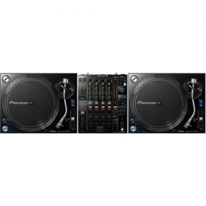 Pioneer PLX-1000 and DJM-900NXS2 Bundle at Gear 4 Music Image
