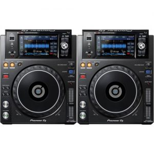 Pioneer XDJ-1000MK2 Touch Screen USB Player Pair at Gear 4 Music Image