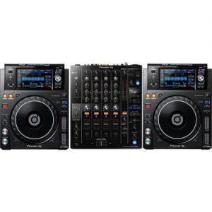 Pioneer XDJ-1000MK2 and DJM-750 Bundle at Gear 4 Music Image