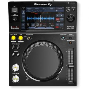 Pioneer XDJ-700 Touch Screen Digital Player at Gear 4 Music Image
