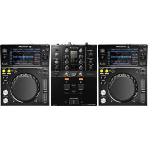Pioneer XDJ-700 and Pioneer DJM-250MK2 Bundle at Gear 4 Music Image
