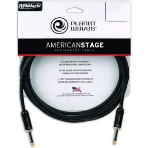 Planet Waves American Stage Instrument Cable 30 at Gear 4 Music Image