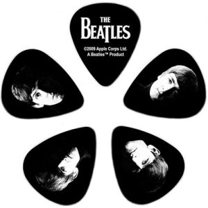 Planet Waves Beatles Guitar Picks Meet The Beatles 10 pack Thin at Gear 4 Music Image
