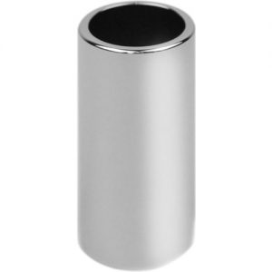 Planet Waves Chrome-Plated Brass Guitar Slide Small at Gear 4 Music Image