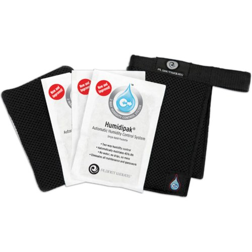 Planet Waves Humidipak Automatic Humidity Control System (for guitar) at Gear 4 Music Image
