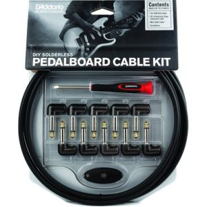 Planet Waves Solderless Pedal Board Custom Cable Kit at Gear 4 Music Image