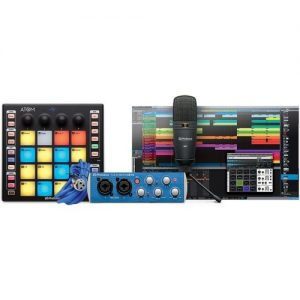 PreSonus ATOM Producer Lab Pad Controller Pack at Gear 4 Music Image
