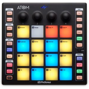 PreSonus ATOM USB Pad Controller at Gear 4 Music Image