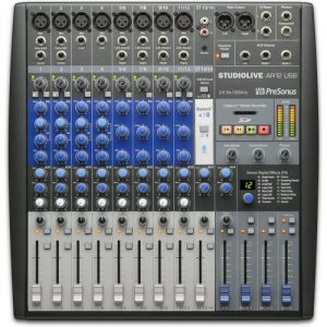 PreSonus StudioLive AR12 USB Mixer - Nearly New at Gear 4 Music Image