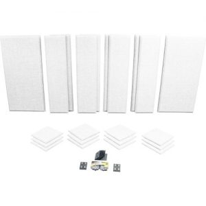 Primacoustic London 12 Room Kit in White at Gear 4 Music Image