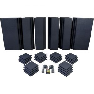 Primacoustic London 16 Room Kit in Black at Gear 4 Music Image