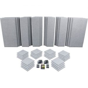 Primacoustic London 16 Room Kit in Grey at Gear 4 Music Image