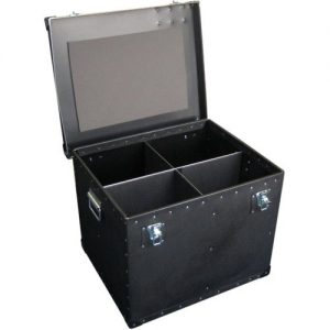 Protex Par Can Storage Case (holds 4 units) at Gear 4 Music Image