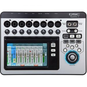 QSC Touchmix 8 Digital Mixer - Nearly New at Gear 4 Music Image