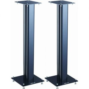 Quiklok 45 Near Field Studio Monitor Stands Pair at Gear 4 Music Image