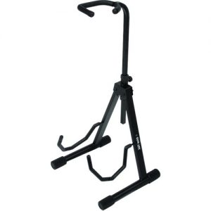 Quiklok Acoustic/Electric Guitar Stand with Adjustable Neck Rest at Gear 4 Music Image