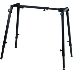 Quiklok Adjustable and Foldable Mixer/DJ/Keyboard Stand at Gear 4 Music Image