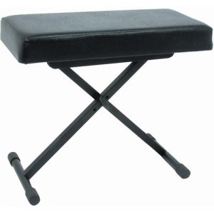 Quiklok BX/8 Adjustable X Piano Bench at Gear 4 Music Image