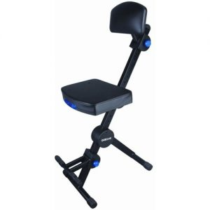 Quiklok DX749 Rapid Set-up Fully Adjustable Stool at Gear 4 Music Image