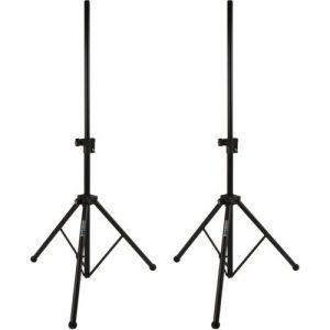 Quiklok Easy Lift Air Cushion Speaker Stands Pair at Gear 4 Music Image