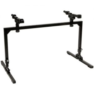 Quiklok M-61 Single-Tier Foldable Keyboard Stand at Gear 4 Music Image