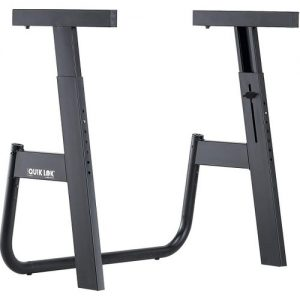 Quiklok M-91 Monolith Single-Tier Keyboard Stand at Gear 4 Music Image