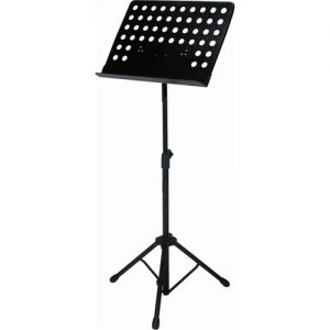 Quiklok Orchestra Music Stand with Bag at Gear 4 Music Image