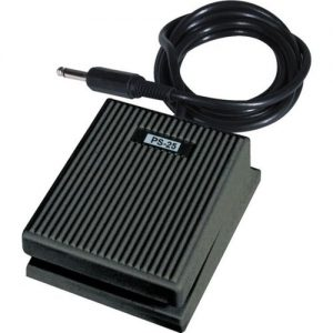 Quiklok PS25 Dual Polarity Universal Sustain Pedal at Gear 4 Music Image