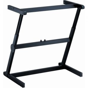Quiklok Z-71 Single Z Keyboard Stand at Gear 4 Music Image