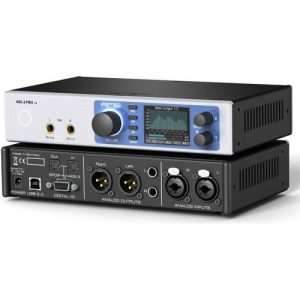 RME ADI-2 Pro FS USB Audio Interface at Gear 4 Music Image