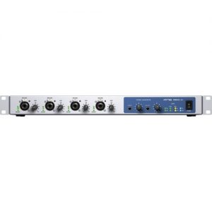 RME Fireface 802 60-Channel 192 kHz USB/FireWire Audio Interface at Gear 4 Music Image
