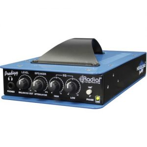 Radial Headload Prodigy Combination Load Box and DI at Gear 4 Music Image