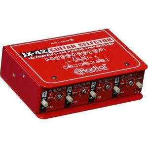 RadialJX42 Guitar and Amp Selector at Gear 4 Music Image