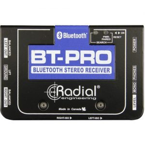 Radial BT-Pro Bluetooth Direct Box at Gear 4 Music Image