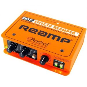 Radial EXTC-SA Guitar Effects Interface and Reamp Box at Gear 4 Music Image